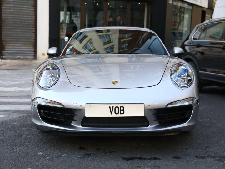 Porsche 911 PORSCHE 991 CARRERA 4S PDK PSE TOE SUPERBE Gris Argent - 3