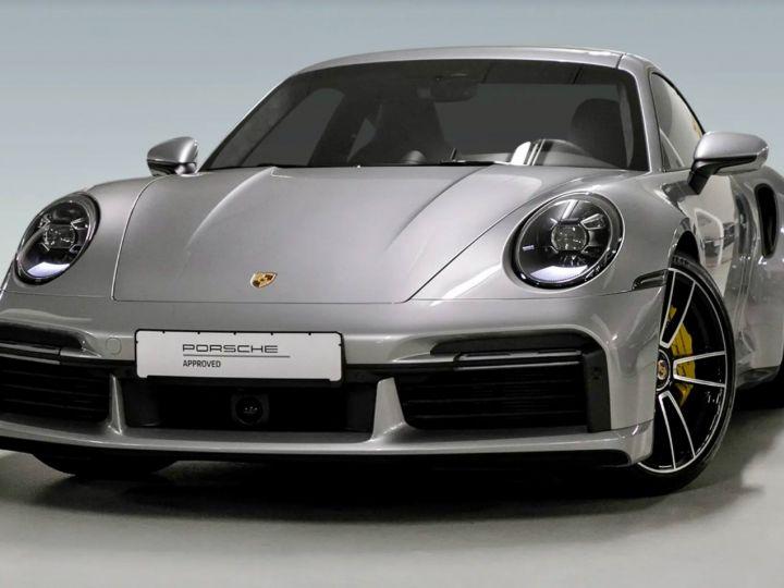Porsche 911 Porsche 992 Turbo S 3.8 650ch Gris - 1