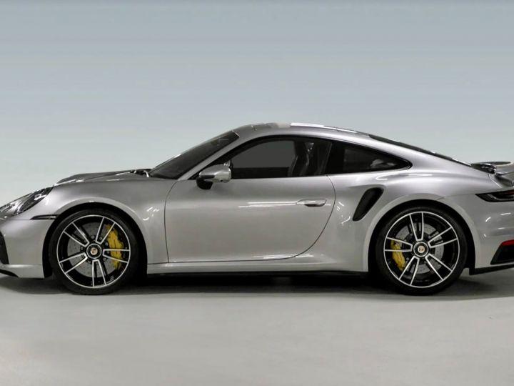 Porsche 911 Porsche 992 Turbo S 3.8 650ch Gris - 2