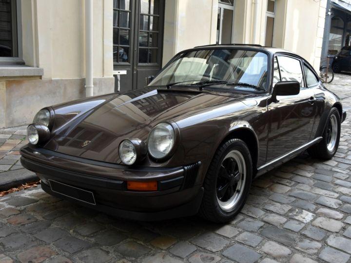 Porsche 911 SC Brun Métal - 1