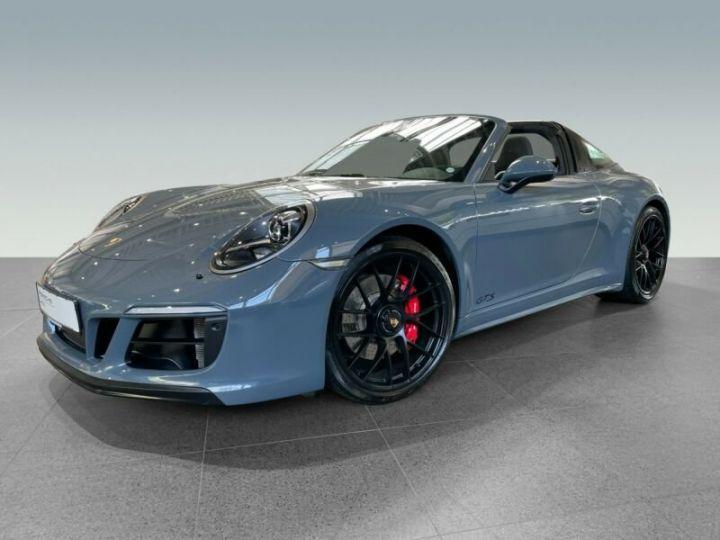 Porsche 911 Targa 4 GTS  Bleu Graphit - 2