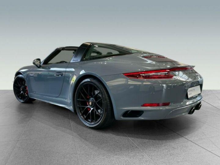 Porsche 911 Targa 4 GTS  Bleu Graphit - 4