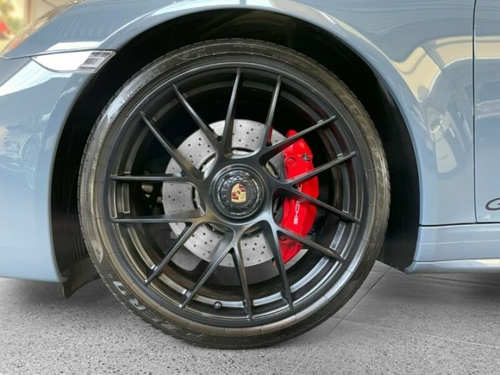 Porsche 911 Targa 4 GTS  Bleu Graphit - 5