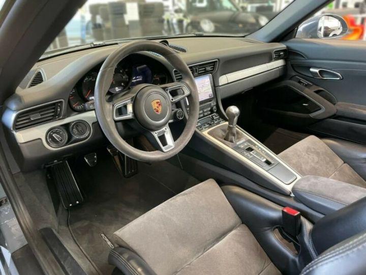 Porsche 911 Targa 4 GTS  Bleu Graphit - 8