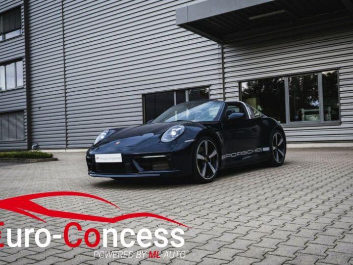 Porsche 911 Targa 4S Bleu Darksea - 1