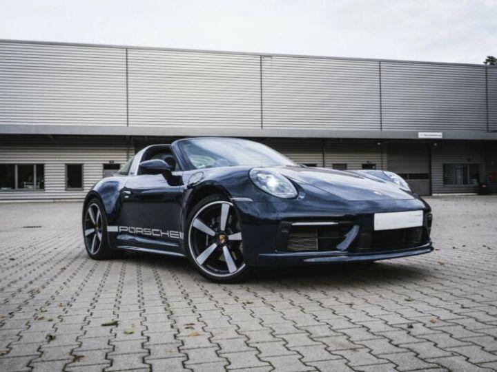 Porsche 911 Targa 4S Bleu Darksea - 2