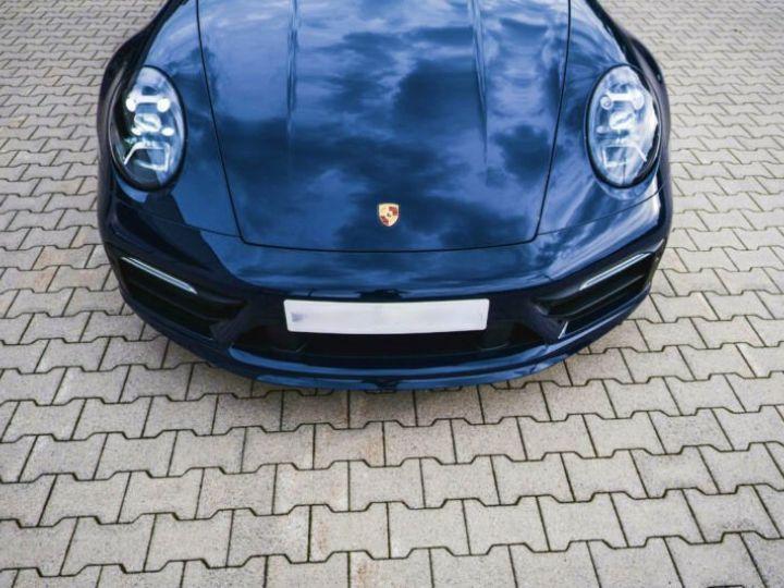 Porsche 911 Targa 4S Bleu Darksea - 3