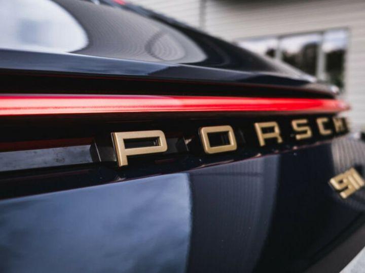 Porsche 911 Targa 4S Bleu Darksea - 5