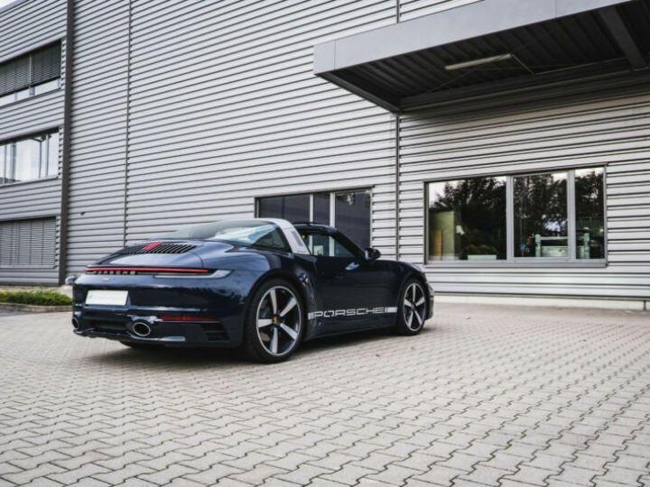 Porsche 911 Targa 4S Bleu Darksea - 6