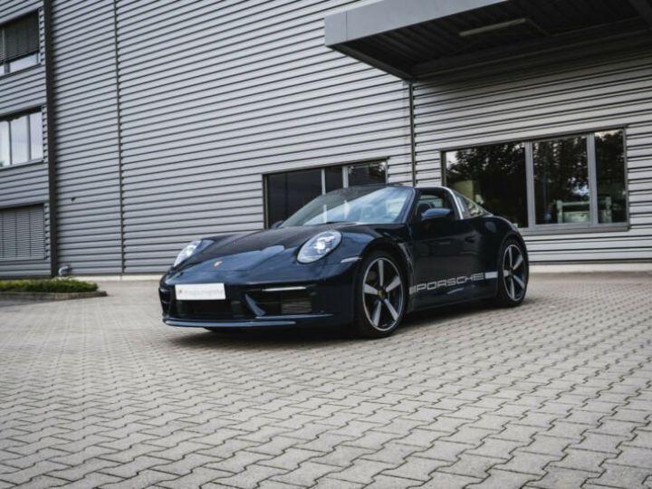 Porsche 911 Targa 4S Bleu Darksea - 7