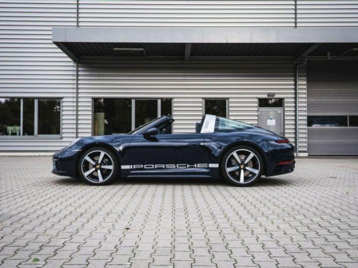 Porsche 911 Targa 4S Bleu Darksea - 8
