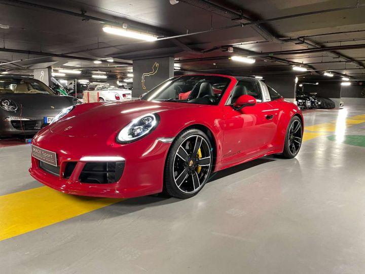 Porsche 911 Targa 4S 3.0i 420 PDK Rouge Occasion - 1