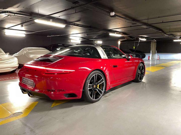 Porsche 911 Targa 4S 3.0i 420 PDK Rouge Occasion - 4