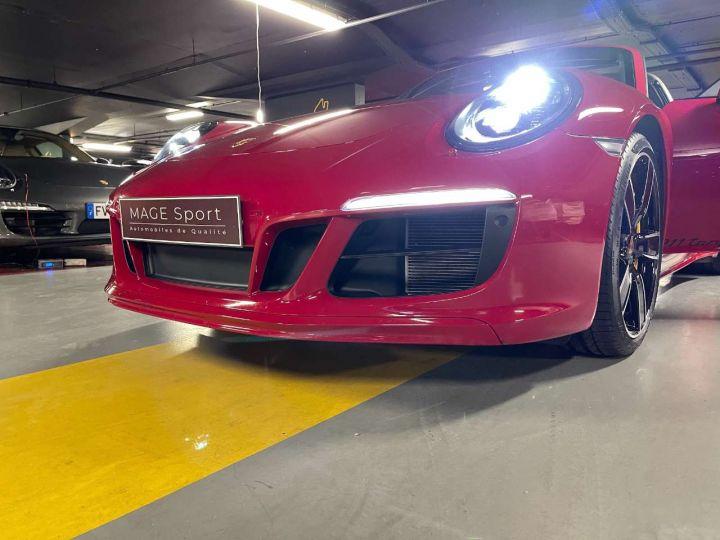 Porsche 911 Targa 4S 3.0i 420 PDK Rouge Occasion - 5