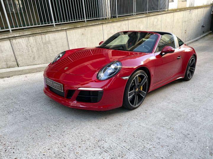 Porsche 911 Targa 4S 3.0i 420 PDK Rouge Occasion - 6