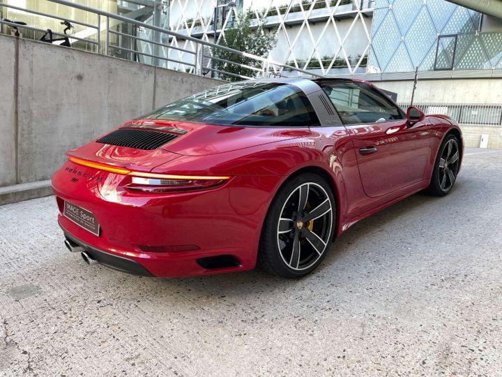 Porsche 911 Targa 4S 3.0i 420 PDK Rouge Occasion - 9