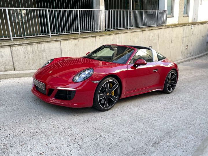 Porsche 911 Targa 4S 3.0i 420 PDK Rouge Occasion - 10