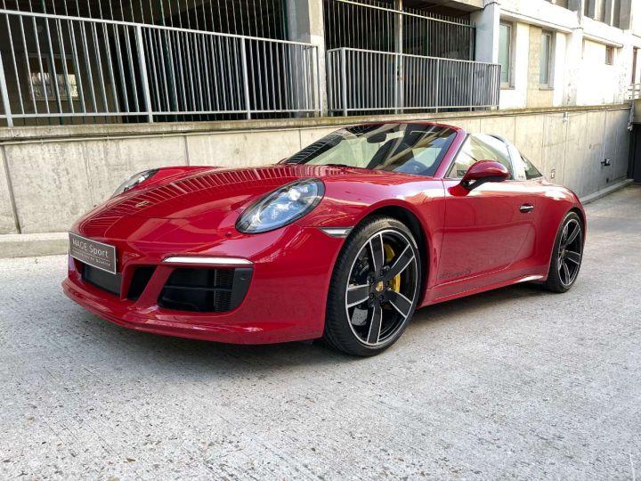 Porsche 911 Targa 4S 3.0i 420 PDK Rouge Occasion - 12
