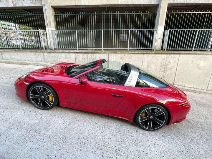 Porsche 911 Targa 4S 3.0i 420 PDK Rouge Occasion - 13