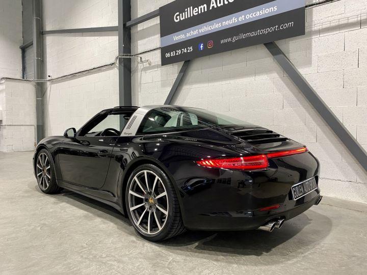 Porsche 911 Targa 4S 3.8i 400 PDK Noir - 3