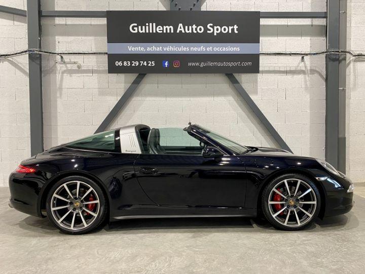 Porsche 911 Targa 4S 3.8i 400 PDK Noir - 5