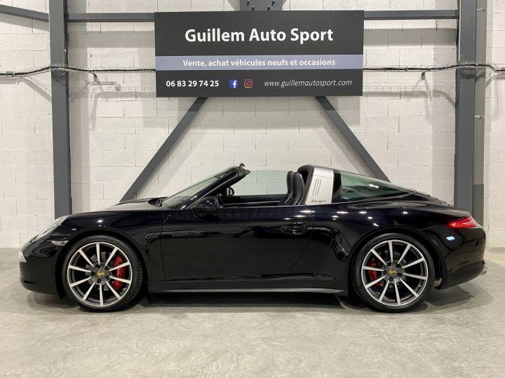 Porsche 911 Targa 4S 3.8i 400 PDK Noir - 6