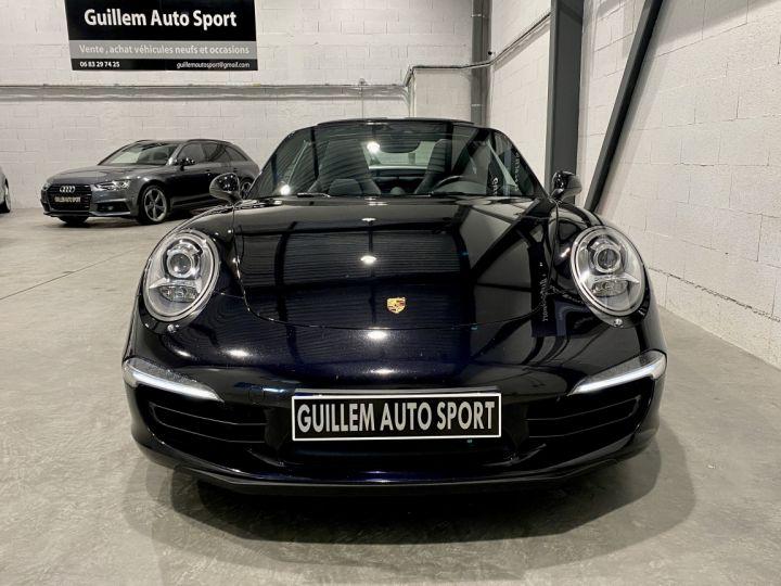 Porsche 911 Targa 4S 3.8i 400 PDK Noir - 7