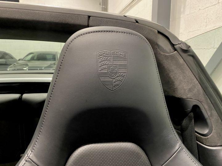 Porsche 911 Targa 4S 3.8i 400 PDK Noir - 11