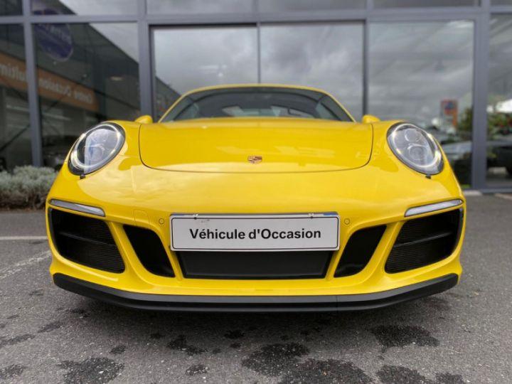 Porsche 911 Targa (991) 3.0 450CH 4 GTS Jaune - 4