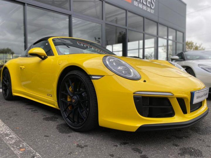 Porsche 911 Targa (991) 3.0 450CH 4 GTS Jaune - 6