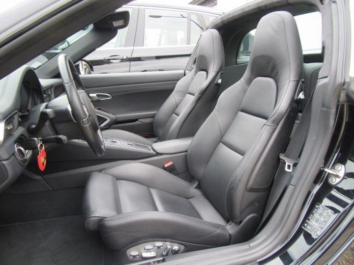Porsche 911 Targa (991) 3.8L 400CH PDK Noir Occasion - 4