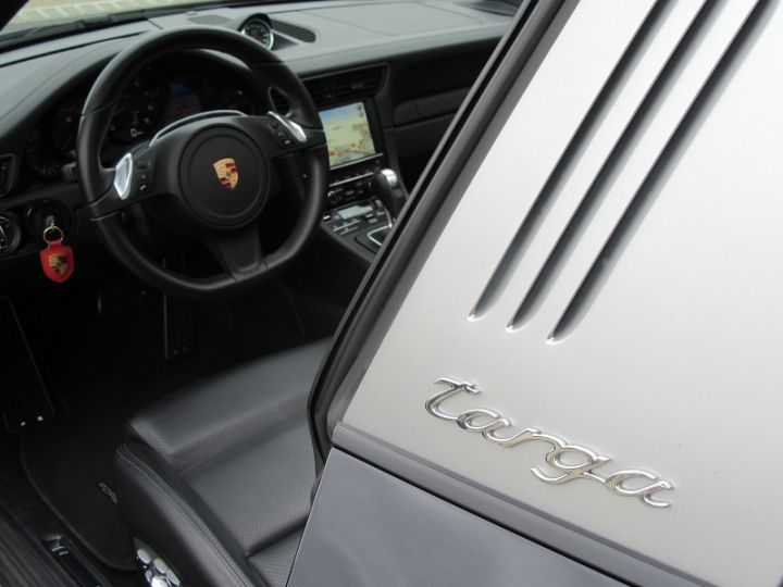 Porsche 911 Targa (991) 3.8L 400CH PDK Noir Occasion - 15