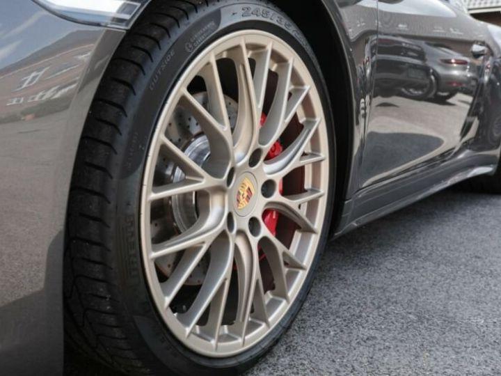 Porsche 911 Targa 991 4 GTS EXLUSIVE MANUFAKTUR EDITION  GRIS ACHAT  Occasion - 12