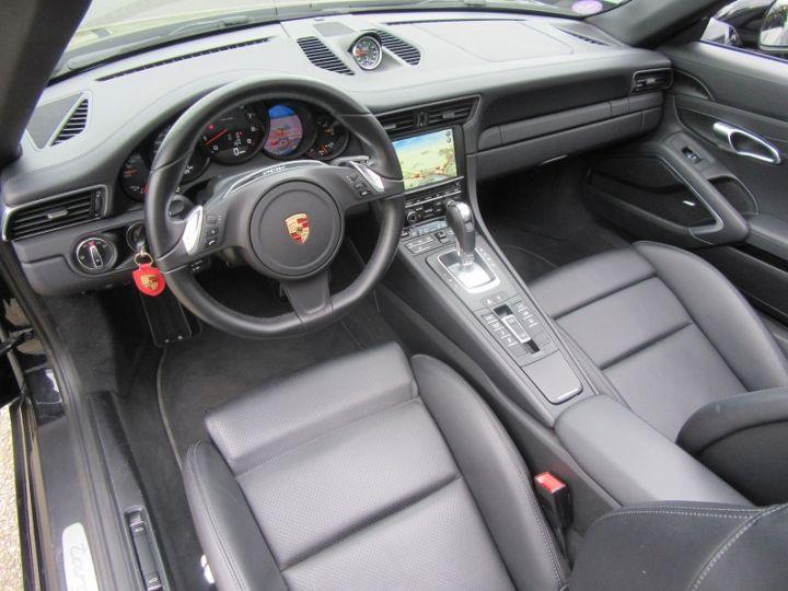 Porsche 911 Targa (991) 4S 3.8L 400CH PDK Noir Occasion - 2