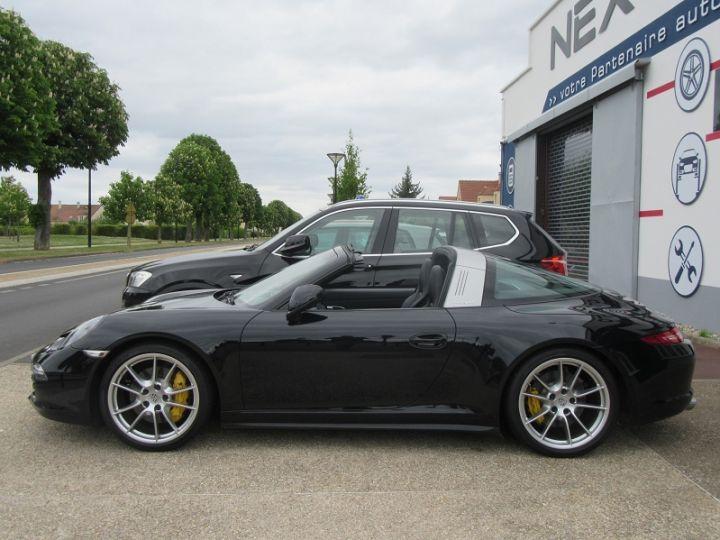 Porsche 911 Targa (991) 4S 3.8L 400CH PDK Noir Occasion - 5