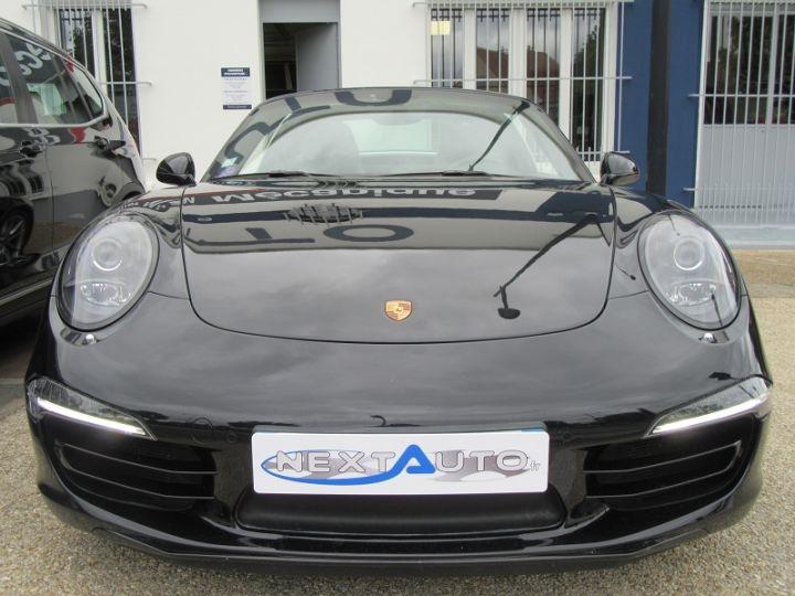 Porsche 911 Targa (991) 4S 3.8L 400CH PDK Noir Occasion - 8