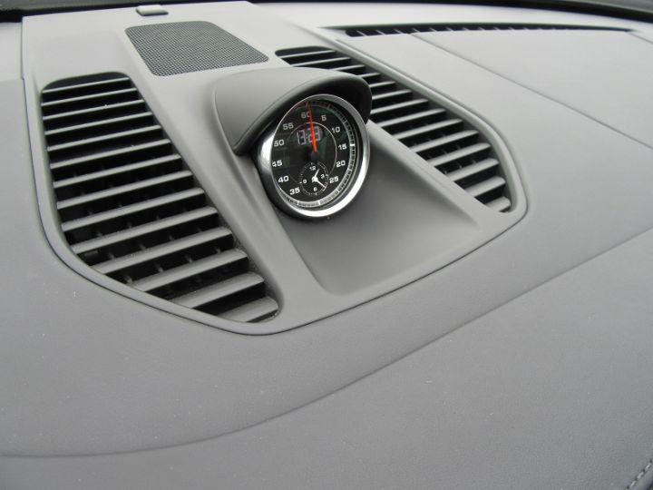 Porsche 911 Targa (991) 4S 3.8L 400CH PDK Noir Occasion - 13