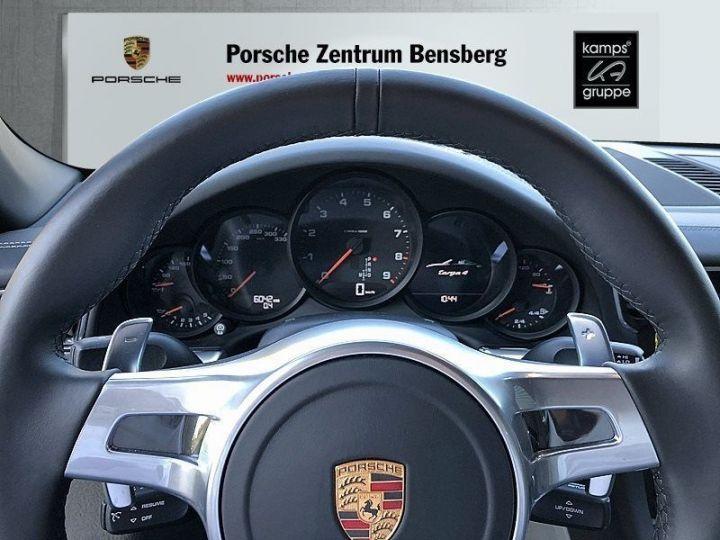 Porsche 911 Targa 991 TARGA 4 PDK GRIS Occasion - 8