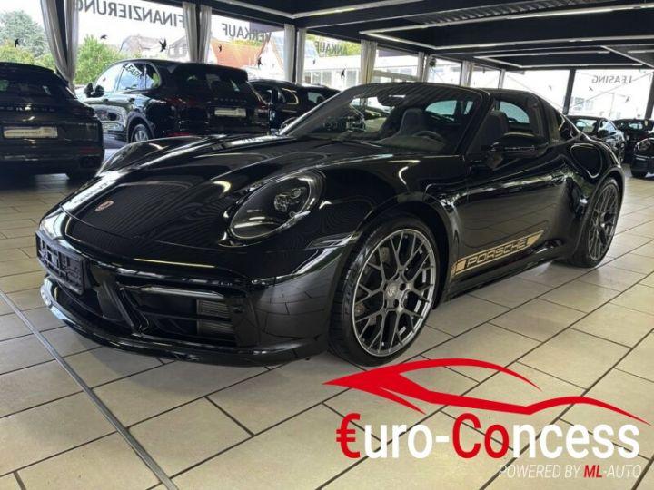 Porsche 911 Targa 992 4S Noir - 1
