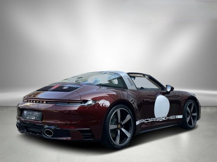Porsche 911 Targa 992 4S Heritage Design Edition Rouge Cherry - 4