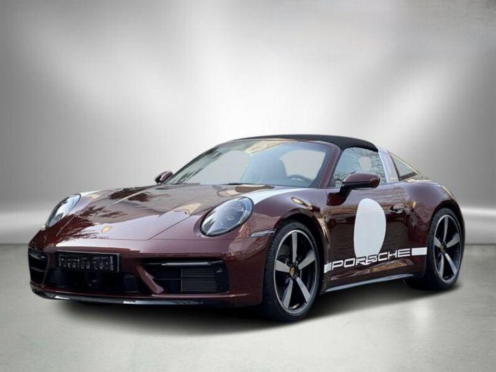 Porsche 911 Targa 992 4S Heritage Design Edition Rouge Cherry - 5