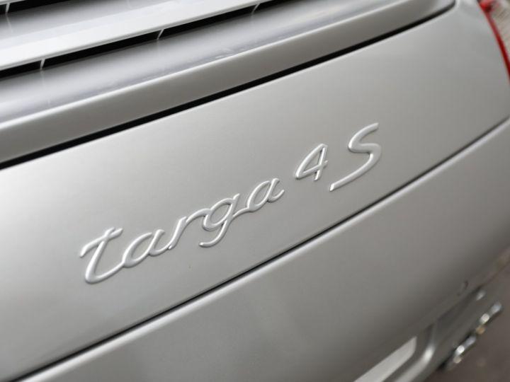 Porsche 911 Targa PORSCHE 997 TARGA 4S 3.8 355CV Gris Gt - 24