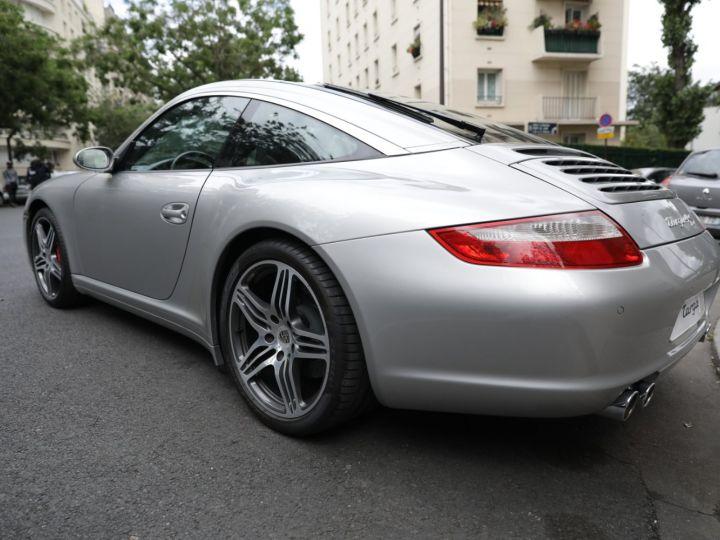 Porsche 911 Targa PORSCHE 997 TARGA 4S 3.8 355CV Gris Gt - 5