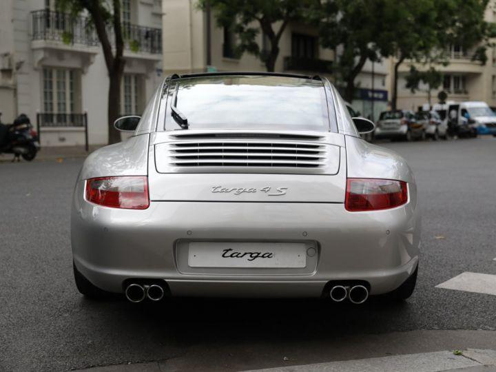 Porsche 911 Targa PORSCHE 997 TARGA 4S 3.8 355CV Gris Gt - 3
