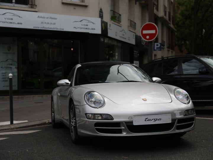 Porsche 911 Targa PORSCHE 997 TARGA 4S 3.8 355CV Gris Gt - 1