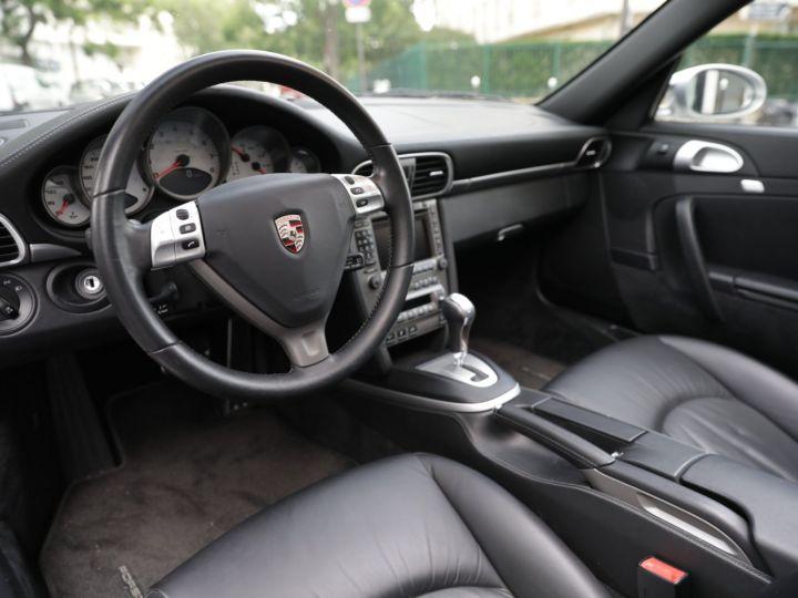Porsche 911 Targa PORSCHE 997 TARGA 4S 3.8 355CV Gris Gt - 11