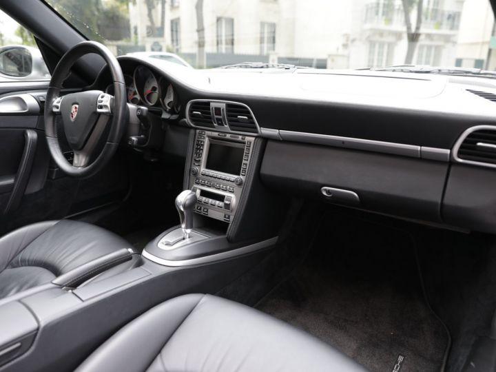 Porsche 911 Targa PORSCHE 997 TARGA 4S 3.8 355CV Gris Gt - 15