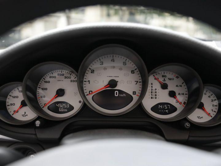 Porsche 911 Targa PORSCHE 997 TARGA 4S 3.8 355CV Gris Gt - 12
