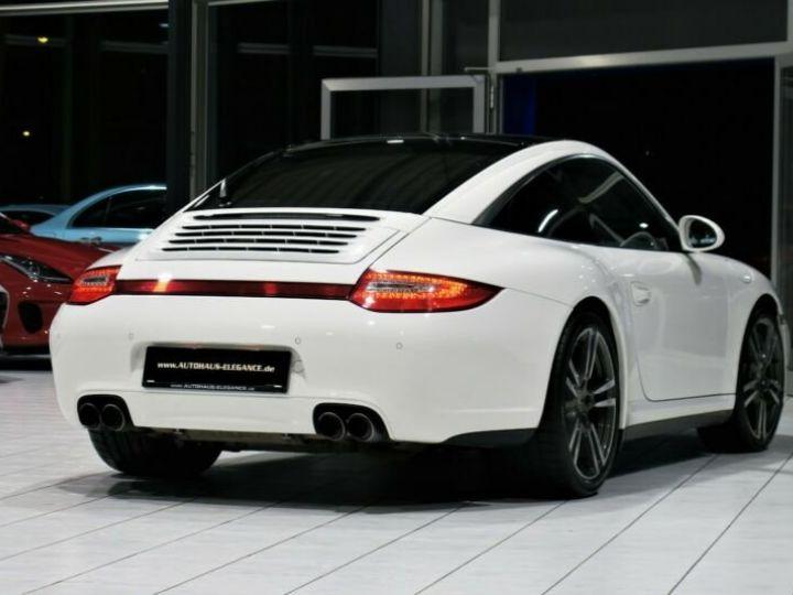 Porsche 911 Targa *SPORTABGAS*BOSE*LEDER*NAVI-PCM* Blanc - 2