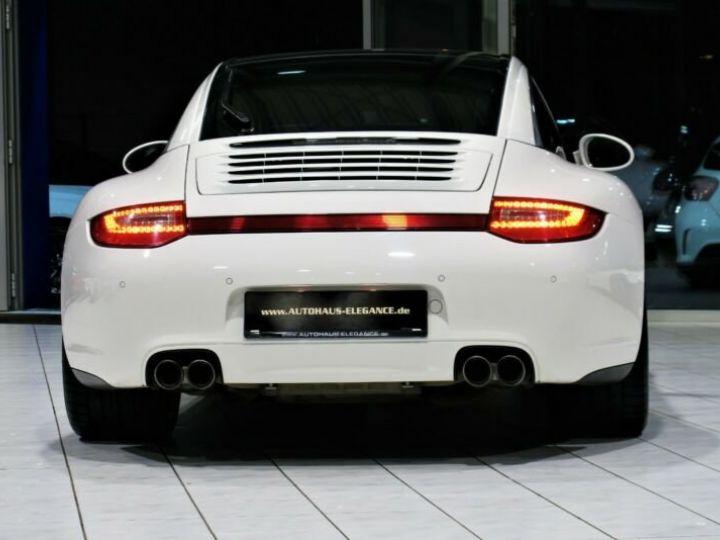 Porsche 911 Targa *SPORTABGAS*BOSE*LEDER*NAVI-PCM* Blanc - 6